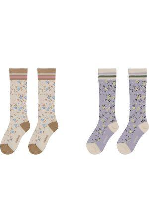 PAADE Mädchen Socken & Strümpfe - Set aus zwei Paar Socken
