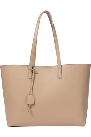 Saint Laurent Damen Handtaschen - Shopper E/W aus Leder