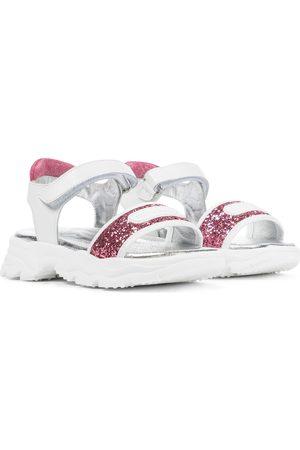 Monnalisa Sandalen mit Glitter