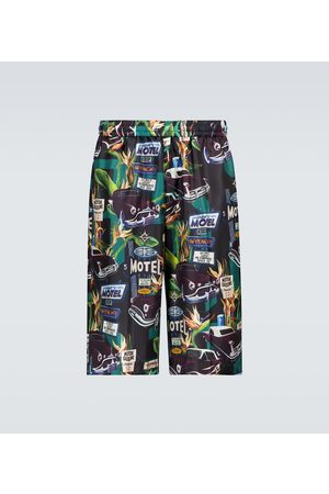 Givenchy Shorts aus Maulbeer-Seide