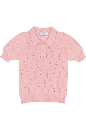 PAADE Polohemd aus Baumwoll-Strick