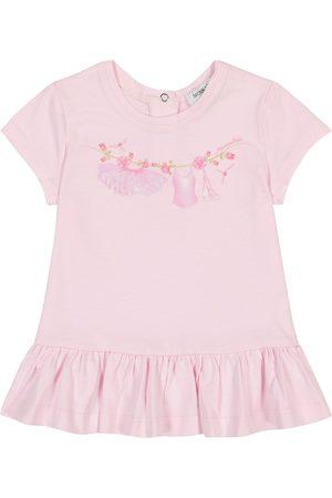 MONNALISA Baby T-Shirt aus Baumwolle