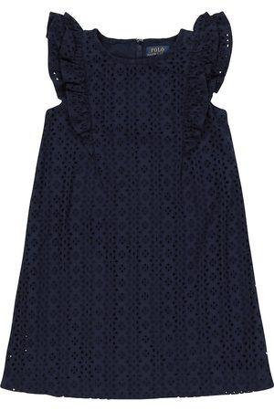 Ralph Lauren Mädchen Kleider - Kleid aus Baumwolle