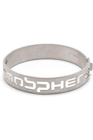 RAF SIMONS Engraved bracelet