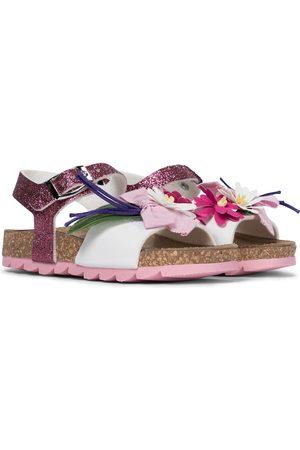 MONNALISA Verzierte Sandalen mit Glitter