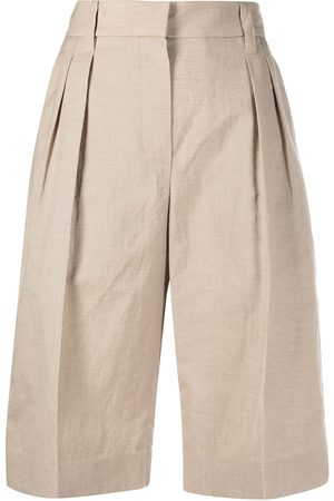 Brunello Cucinelli Wide leg shorts