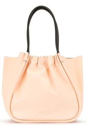 Proenza Schouler Ruched-detailing leather tote bag