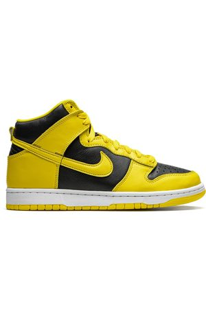 """Nike Dunk High SP """"Varsity Maize"""" sneakers"""