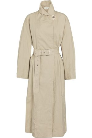 Isabel Marant, Étoile Trenchcoat Peter mit Baumwolle