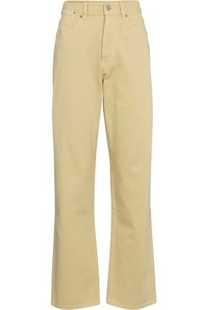 DRIES VAN NOTEN Mid-Rise Straight Jeans