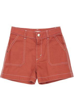Chloé Damen Shorts - Shorts Aus Baumwollpopeline