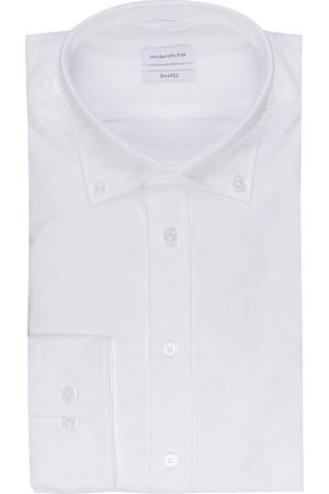 Seidensticker Herren Business - Hemd Shaped Fit weiss