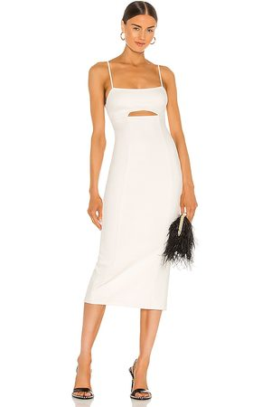 h:ours Enzo Midi Dress in - . Size L (also in M).