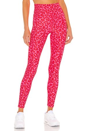 Beach Riot Ayla Legging in - Pink. Size L (also in S, XS, M).