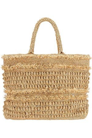 florabella Gold Coast Tote in - Neutral. Size all.