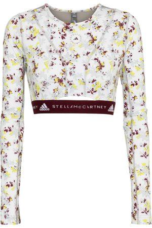 Adidas by Stella McCartney Damen Tops - Cropped-Top Future Playground