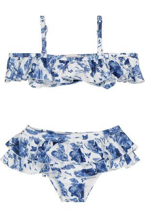 Monnalisa Bedruckter Bikini