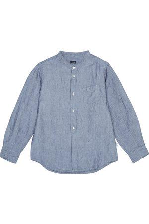Il Gufo Jungen Hemden - Hemd aus Leinen
