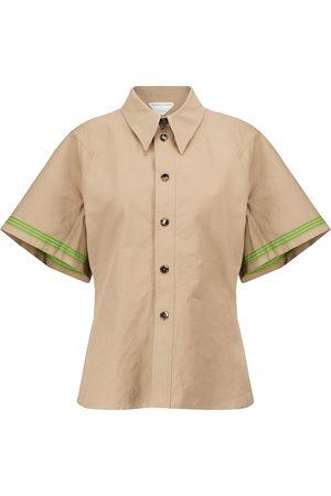 Bottega Veneta Damen Blusen - Hemd aus Baumwolle