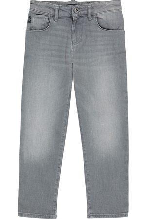 Emporio Armani Herren Straight - Straight Jeans