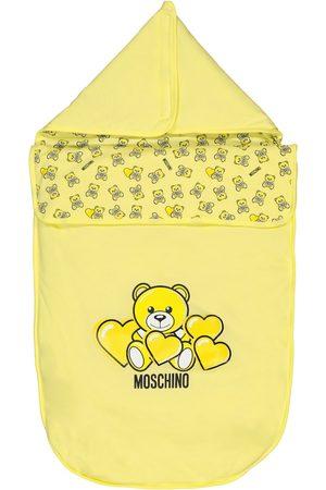 Moschino Baby Schlafsack aus Baumwolle