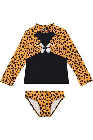 Stella McCartney Set aus Rashguard und Bikini-Höschen