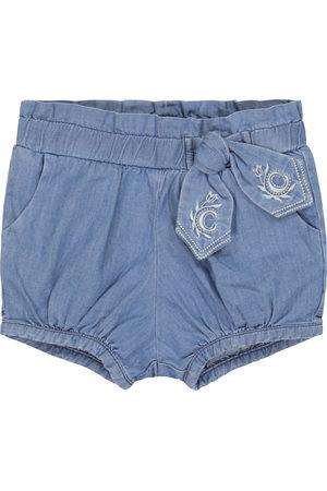 Chloé Baby Shorts aus Baumwolle