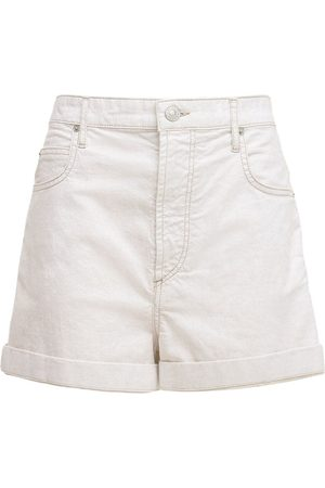 "Isabel Marant Shorts Aus Denim ""lilesibb"""