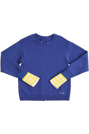 Marni Damen Sweatshirts - Sweatshirt Aus Baumwolle