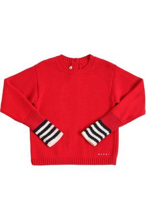 Marni Sweatshirt Aus Baumwolle