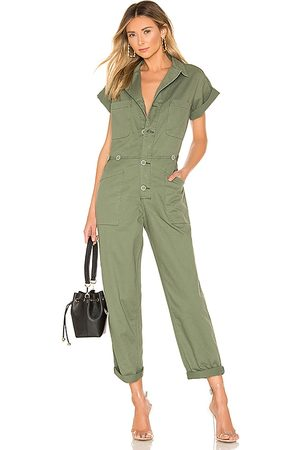 Pistola Grover Field Suit in - Army. Size L (also in M, S, XS).