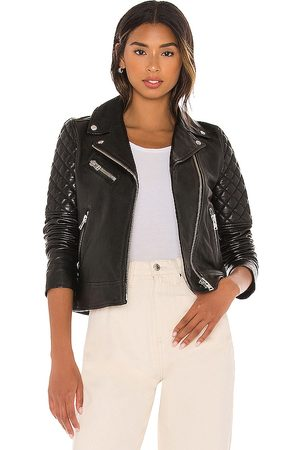 LaMarque Marilla Leather Jacket in - . Size L (also in S).