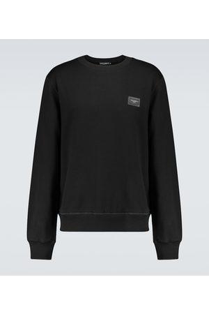Dolce & Gabbana Sweatshirt aus Baumwoll-Jersey