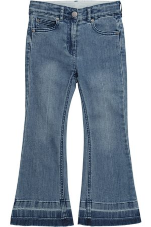 Stella McCartney Verzierte Flared Jeans