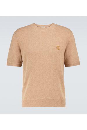 Burberry T-Shirt Linden aus Kaschmir