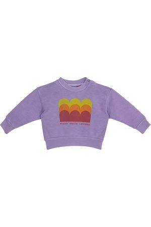 The Animals Observatory Baby Sweatshirt Bear aus Baumwolle