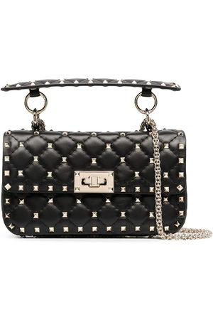 VALENTINO GARAVANI Rockstud-embellished crossbody bag
