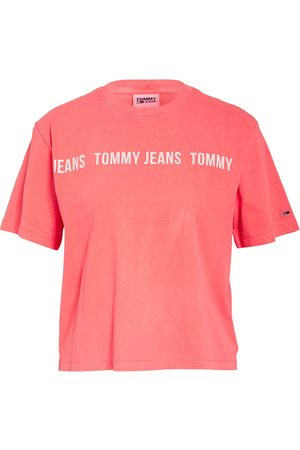 Tommy Jeans T-Shirt pink