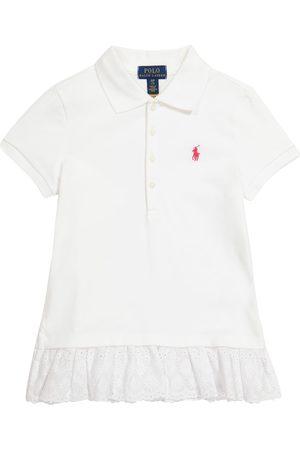 Polo Ralph Lauren Kids Mädchen Poloshirts - Poloshirt aus Baumwoll-Piqué