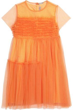 Il Gufo Kleid aus Tüll