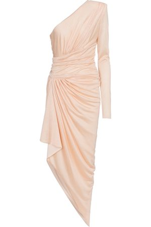 Alexandre Vauthier Verziertes One-Shoulder-Kleid