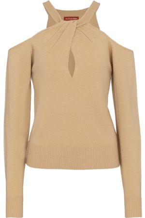Altuzarra Damen Strickpullover - Pullover Nasrin aus Wolle und Kaschmir
