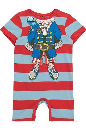 Stella McCartney Kids Baby Bodys - Baby Bedruckter Strampler aus Baumwolle