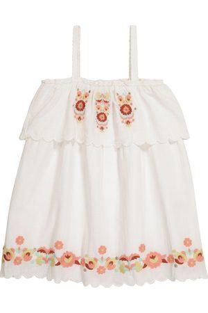 Louise Misha Mädchen Kleider - Kleid Solane aus Baumwolle