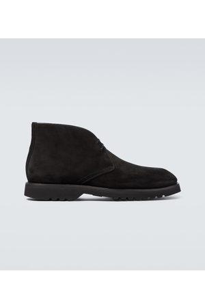 Tom Ford Ankle Boots aus Veloursleder