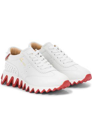 Christian Louboutin Damen Sneakers - Sneakers Loubishark aus Leder