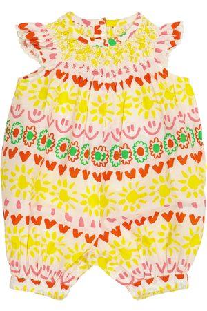 Stella McCartney Kids Mädchen Jumpsuits - Baby Spieler aus Baumwolle