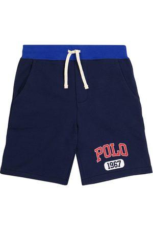 Polo Ralph Lauren Kids Shorts aus einem Baumwollgemisch
