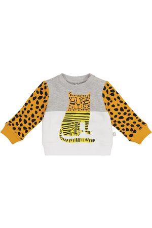 Stella McCartney Kids Baby Sweatshirt aus Baumwolle