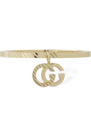 Gucci Damen Ringe - 18 Kt Goldener Gg-ring